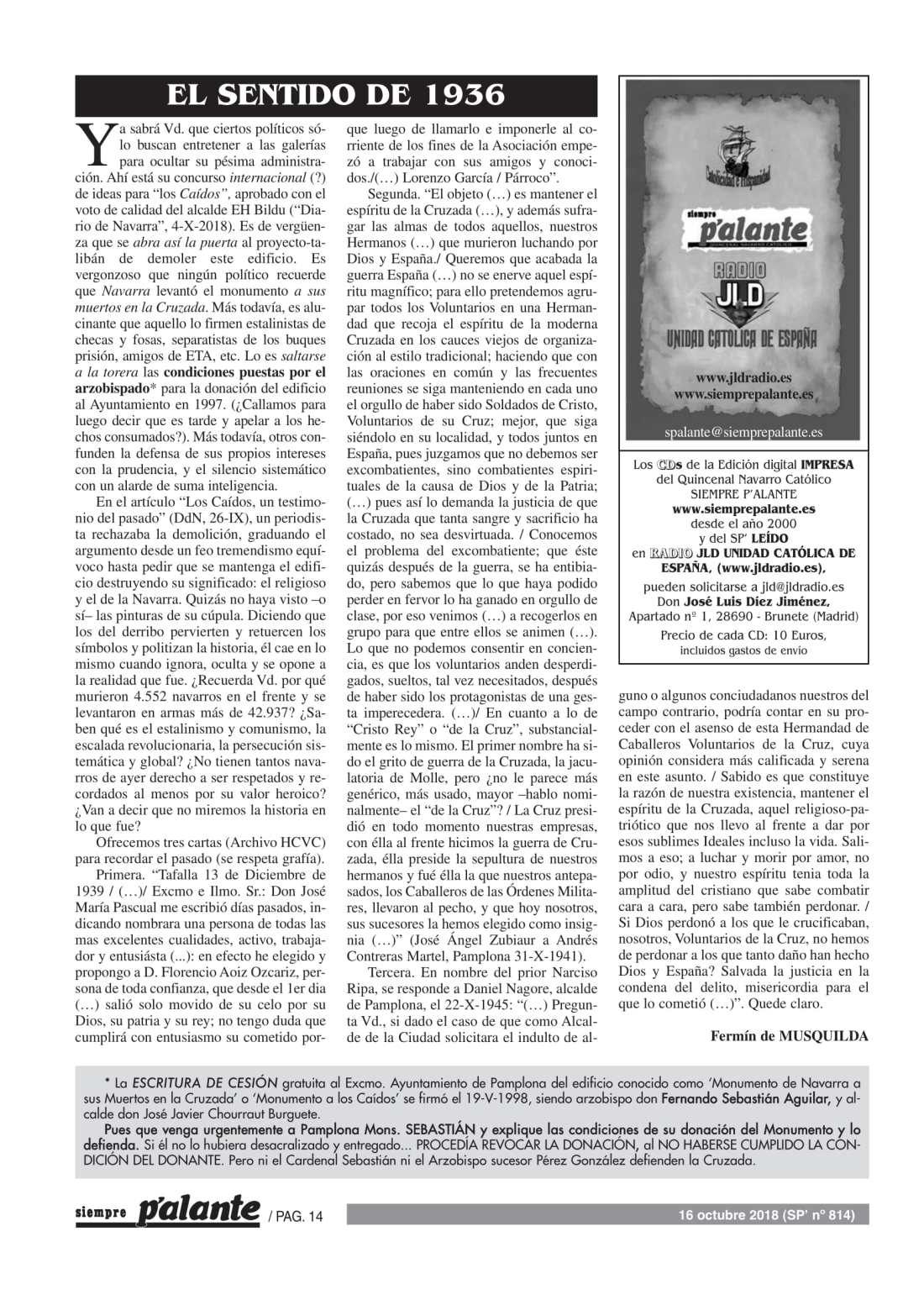 Revista Palante 814_Maquetación 1-14