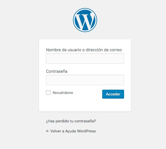 pantalla-acceso-login-wordpress